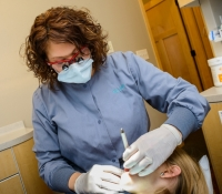 Dental cleanings at Avon Dental